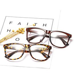 Canada 2019 New Vintage Optical Eyewear Lunettes Plein Cadre De Mode Rétro Couleur Unisexe lunettes de soleil Objectif Clair Lunettes 3297 Usine Direct supplier direct fashion frames Offre