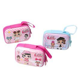 Bolsa de juguete de muñeca online-Los juguetes de los niños monedero lol muñecas bolsas de almacenamiento Favor de la fiesta de cumpleaños para las niñas Bolsa de regalo recibir el paquete Natación bolsa de playa