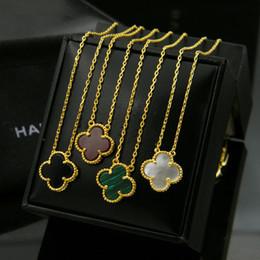 2019 nuove donne collana placcato oro fiore design 4 colori matrimonio neckalce per regalo da