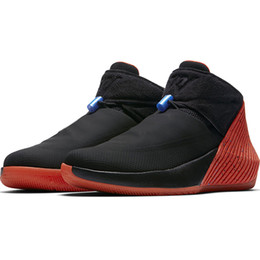 Jumpman Russell Westbrook Почему Не Zer0.1 мужские дизайнерские спортивные кроссовки для мужчин кроссовки выведенный хлопок выстрел Все звезды случайные тренеры cheap cotton casual shoes от Поставщики хлопок повседневная обувь