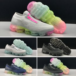 the latest bf4a0 2656b 2019 vapormax shock shoes Nike Air Vapormax Kids 2018 Neuer hotsale  Regenbogen 2018 IST WAHR Schock