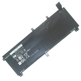 Batteria 6cell online-Sostituzione della batteria TOTRM per Dell XPS 15 9530 Precision M3800 245RR 0H76MY H76MV 07D1WJ 7D1WJ Y758W 11.1V 61WH 6cell
