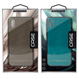 2019 accesorios al por mayor uk Estuche universal para el paquete minorista para iphone XS MAX XR X 6S 7 8 más estuche para celular, caja de tarjeta de papel, estuche para teléfono para Samsung S8 S9 PLUS