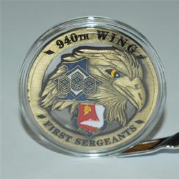 erster stand Rabatt 940. WING First Sergeants Integrity Erste Herausforderung Münze FREIE MÜNZSTÄNDE UND