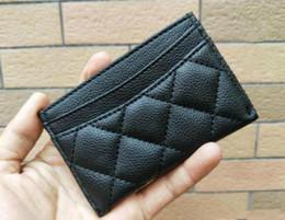 Sacchi lucidi regalo online-2019 C moda classica lucida PU Mini borsa con titolare della carta famosa carta di moda sacchetto della moneta Regalo VIP di lusso