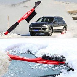 premade alien clapton bobines Promotion Durable glace neige pour véhicules de grattoir Brosse à neige Pelle Enlèvement pour l'hiver CA