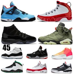 nike air retro jordan jumpman New Bred 6 6s chaussures de basket UNC Tinker 9 9s Dream it do it Baskets PE OG Triple s noir taille 40 47