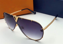 Солнцезащитные очки лучшего качества онлайн-Бестселлер стиль l0898 пилоты безрамная рамка изысканный ручной работы высокое качество дизайнер бренд солнцезащитные очки UV400 защита привод солнцезащитные очки