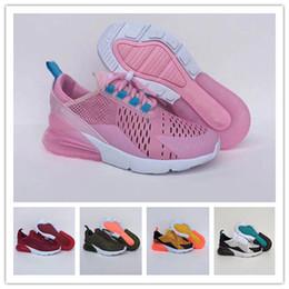 Zapatillas deportivas para niños online-Zapatillas de deporte de entrenamiento de Flar Shoes para niños, nuevas zapatillas de deporte para niños, mujeres, jóvenes, zapatos deportivos para caminar, tamaño 28-35