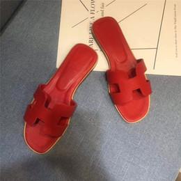 sandalias negras gruesas talon Rebajas Sandalias de alta calidad de la marca Paris Pisos sandalias Fashions zapatos de los holgazanes de moda flip flop Zapatos Plataforma Botas Mujeres comodidad Clásico caliente