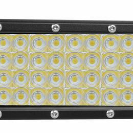 barras de luz para barcos Rebajas barra de luz de montaje de camiones de inundación del punto SUV Jeep Barco se aplica a nosotros