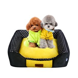 Deutschland Neue Prinzessin Hund Katze Bett Pet House Schlafsack Dog Nest Tag Mit Kissen Puppy Cushion Kennel Sofa Cama Perro supplier dog princesses beds Versorgung