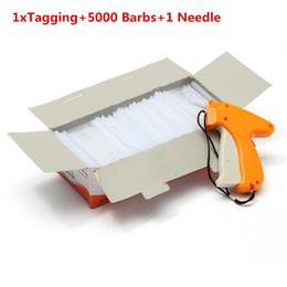 Kleidung Kleidungsstück Preis Marke Label Tag Tagging Gun Kit Set mit 5000 Stück 25mm Widerhaken Nadel Kleidung Tagging von Fabrikanten