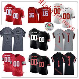 buy popular d64fa dfe7f 2019 All Stitched Custom American Football Jerseys ...