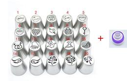 dicas de decoração Desconto Bicos Russos Dia Dos Namorados Piping Tips Bolo Creme De Pastelaria Amor Casamento Cupcake Glacê Piping Bolo Decoração Ferramentas de Pastelaria