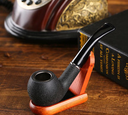 2019 tubo di tabacco piegato nero  tubo di tabacco piegato nero economici