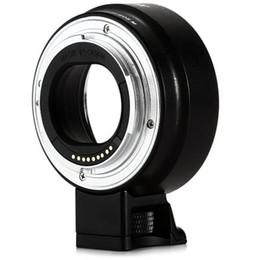 Viltrox EF - Adaptateur de montage autofocus EOS M AF pour appareil photo Canon EF-M aux objectifs EF avec trépied ? partir de fabricateur
