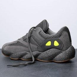 ba820f78 Hombres de la marca de lujo zapatos zapatillas de deporte casuales para  hombre Krasovki primavera otoño con cordones de los hombres tenis zapatillas  de ...