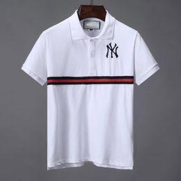 a62ad7a8d0ae Maglietta polo maniche corte T-shirt da uomo G     I 20178 nuova Polo da uomo  Polo manica corta da uomo in cotone Polo maniche corte