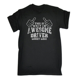 6bb8db9a What Awesome Driver Looks Like T-SHIRT Instructor Test Driving birthday  giftFunny free shipping Unisex Tshirt