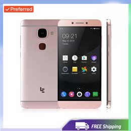 Le teléfono online-Teléfonos móviles originales desbloqueados de fábrica LETV LeEco LE MAX 2 X820 X829 Teléfonos móviles 4G + 32GB 5.7 pulgadas WQHD Smartphone 21MP Teléfono celular Android
