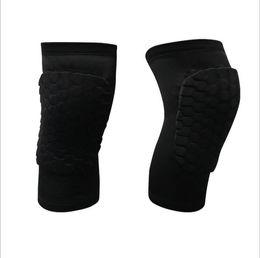 Баскетбольные наколенники Sport Safty Knee Support Braces Нейлон Потные наколенники Дышащий для Traininig Бег Теннис Велоспорт от Поставщики персонализированные маски
