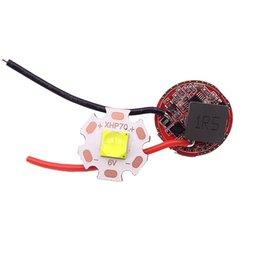 Diy circuiti online-Manta Ray DIY Torcia 22mm Uscita 6V Boost Driver Circuit Board per XHP70 / XHP70.2 (1x3.7V 18650 Input)
