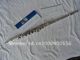 Buffet Crampon The Cie Aparis BC 6010 16-луночное закрытие флейты C инструмент для настройки флейты флейта из мельхиора с серебряным покрытием от Поставщики никелевая флейта