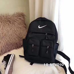 2019 billige rosa rucksäcke Designer Rucksack Herren Luxus Rucksack Mode Doppel Umhängetaschen Männliche Marke Schultaschen