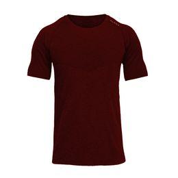 T-shirt Uomo New Fashion Elegante AP Fitness Estate Quick Dry Sport Rosso Manica corta manica lunga senza maniche Esercizio palestra palestra Tee Shirt da