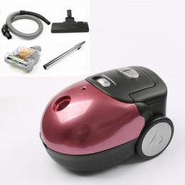 Aspiratore aspirapolvere domestico a basso rumore HIMOSKWA 1600W Aspiratore portatile Aspiratore portatile Aspiratore a polvere Tipo 9 ugelli 220V da