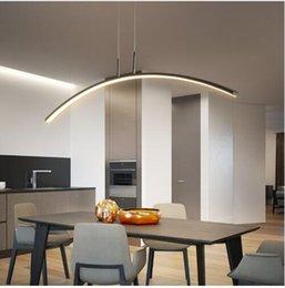 luzes de tira led comercial Desconto Luzes Pingente LED Escurecimento Lâmpadas Pingente Para Sala de Jantar cozinha Suspensão Luminária Nova Chegada Moderna Cordão Pendurado Lâmpada