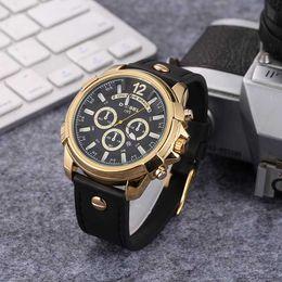 Relojes de lujo para hombres fecha del día reloj automático de alta calidad famosa marca DZ diseñador de cuarzo para hombre relojes maestro montre reloj de pulsera 6 color desde fabricantes