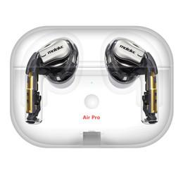 2019 vivo-headset 2019 neue Arrivel AirPro Air2 drahtlose Kopfhörer Noise-Cancelling Bluetooth Kopfhörer Arbeitsseriennummer GPS Headsets Drop shipping