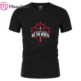 Dono orientale online-2019 T-SHIRT Champions Raphael Eastern Conference Lowry Siakam Leonard we the North hip hop T SHIRT cotone per regalo fan