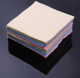 Paño de limpieza de microfibra Toalla de mano cuadrada o Lcd Pantalla Tablet Teléfono Ordenador portátil Gafas Lente Lentes Lentes Toallitas Paños limpios GGA1496 desde fabricantes