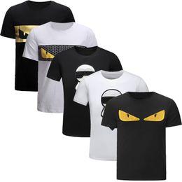 2019 diamantes de sudáfrica Novedad diseñador de moda camisetas para hombres camisetas casual camiseta hombres mujeres camisetas manga corta camiseta camiseta