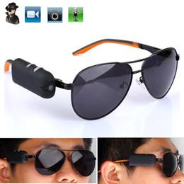 hd очки для видеокамер Скидка 8MP CMOS Mini DV Видеокамеры Спортивные Очки Лыжные Очки Full HD 1080P Видеозаписи DVR Очки Солнцезащитные Очки Мини Камеры Очки