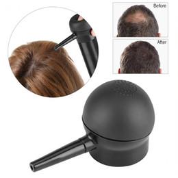 2019 keyouly saç elyaf aplikatör kolay kullanım saç bina elyaf şekillendirici aksesuar saç spreyi aplikatör pompa nereden saç dökülmesi inceltme işlemi tedarikçiler