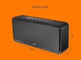 Alto-falantes ds on-line-1685 portátil sem fio bluetooth preto doss ds-1685 portátil sem fio bluetooth speaker soundbar subwoofer som