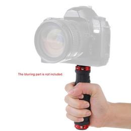 """Deutschland 1/4 """"Schraube Handheld Holder Grip Stand Stabilizer für Sony Canon Nikon 70D 60D DSLR Kamera DV für Gopro Video LED Versorgung"""