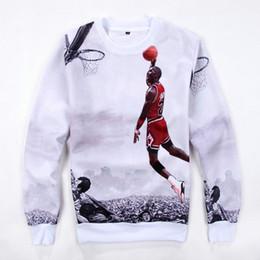 2019 cappuccio da basket 2019 Brand New Fashion Basketball Men Sportswear Stampa Uomo Felpe Pullover Hip Hop Mens tuta Felpe Abbigliamento cappuccio da basket economici