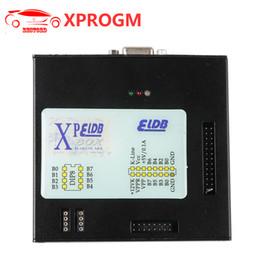 Argentina ECU Programmer XPROGM BOX V5.74 para BMW CAS4 ECU OBD2 Herramienta de diagnóstico con dispositivo USB Dongle X-PROGM V5.74 Herramienta de ajuste de chip de ECU Suministro