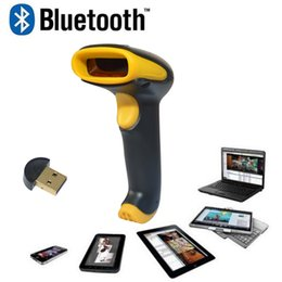 Bluetooth pdas online-2.4G Wireless Laser Barcode Scanner Bluetooth 1D Barcode Scanner Reader Pda Barcode Scanner Document