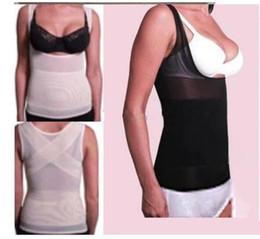 ¡CALIENTE! 10 unids Kymaro Nuevo Faja Shaper Body Shaper chaleco Nude y Negro S M L XL XXL XXXL desde fabricantes