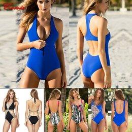 2020 una pieza cortos bañadores mujer Las mujeres de una sola pieza de empuje traje de baño de Monokini del traje de baño arriba del bikini ropa de playa corto de baño traje de baño de la nadada rebajas una pieza cortos bañadores mujer