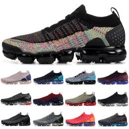 2019 zapatillas multi color nike air max flyknite 2019 Nuevo Negro Blanco 2.0 Zapatillas de running para hombre Para hombres Zapatillas de deporte Zebra Oreo Mujeres Moda Zapatillas deportivas deportivas rebajas zapatillas multi color