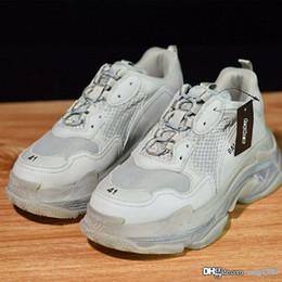 top meias peles Desconto Double B Sapatilhas de Corrida de Casa Designer de Luxo Vapo Sneakers Paris Marca Respirável Sapatos Com Caixa Original B Home Running Shoes Men