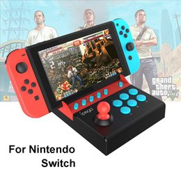 2019 battaglie Per Nintend o Switch Arcade Joystick PG-9136 Controller USB Fight Stick 7.15 sconti battaglie