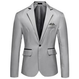 2019 mode für junge männer Anzug männer 2019 frühjahr neue männer hübscher junger student kleiner anzug slim fit blazer fashion business casual dress blazer mantel günstig mode für junge männer